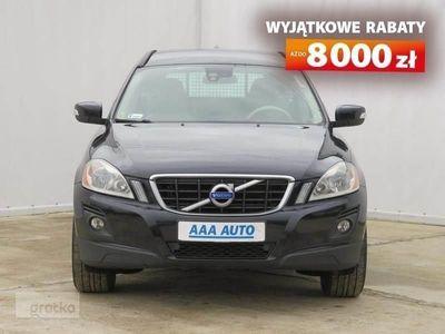 begagnad Volvo XC60 I Salon Polska, Serwis ASO, 202 KM, 4X4, Skóra, Klimatronic,