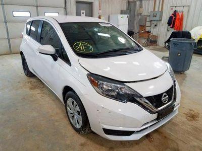 używany Nissan Versa 1.6dm 109KM 2017r. 46 400km