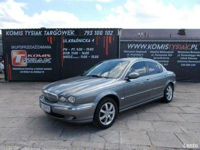 używany Jaguar X-type !!!Targówek!!! 2.0 Diesel, 2005 rok produkcji! KOMIS TYSIAK I (2001-2009)