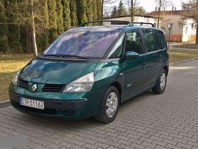 używany Renault Espace 1.9dm 115KM 2003r. 181 000km