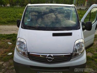 używany Opel Vivaro VIVARO