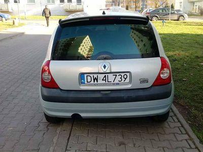 używany Renault Clio lift 2001r,poj.1400 wazne oplaty