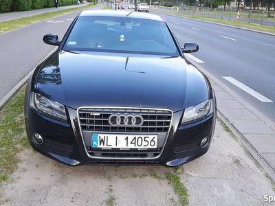 używany Audi A5 2 X S LINE 2.0 TDI 170 PS BiXENON LEDY SKÓRA NAVI !!