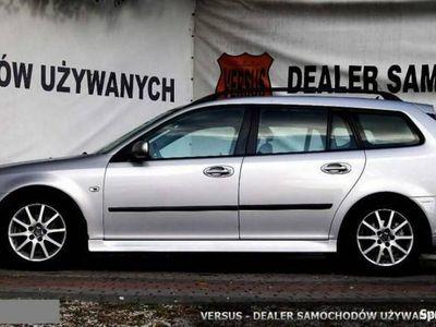 używany Saab 9-3 1.9dm 150KM 2006r. 175 000km