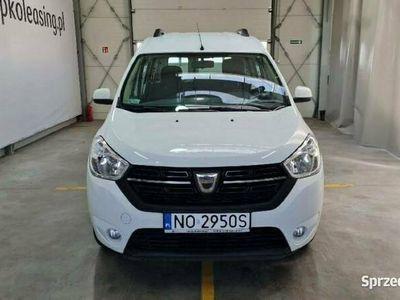 używany Dacia Dokker Dokker Van Brutto, ,Van 1.6 SCe Euro 6 1598ccm - 102KM 1,9t 17,