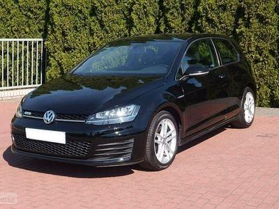 używany VW Golf VII 2dm 184KM 2014r. 111 000km