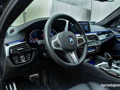 używany BMW M550 M550d d xDrive 400KM |Szyberdach elektryczny Aktywna Wentylacja Foteli | G30 (2017-)