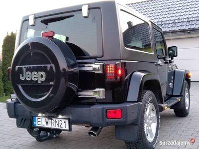 używany Jeep Wrangler JK