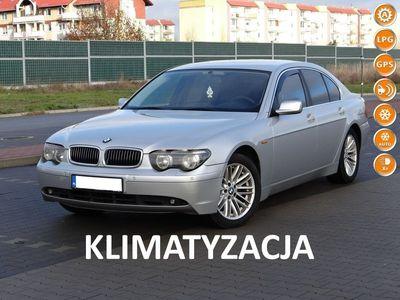 używany BMW 735 735GAZ LPG 3,6 Skóry Full Opcja Zarej. E65/66 (2001-2008)