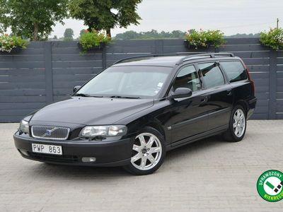 używany Volvo V70 2.4 Benzyna 140 KM Manual Org.Przebieg Koszt Rej. 256zł II (1999-2007)