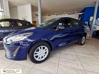 używany Ford Fiesta 1.1dm 85KM 2019r. 1km