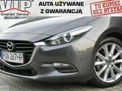 używany Mazda 3 III 2.0 Benzyna Automat Skóra 16 tys km Faktura VAT 23%