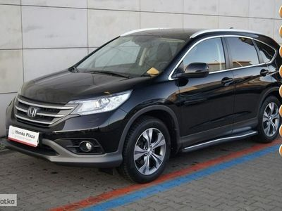 używany Honda CR-V 2.2dm 150KM 2014r. 89 100km