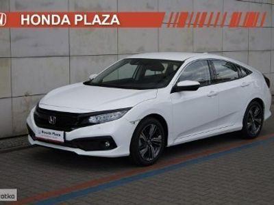 używany Honda Civic Civic IX1.5 Turbo 182KM manual Elegance 2020r. Lift! Od ręki!