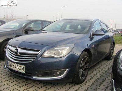 używany Opel Insignia 2dm3 163KM 2014r. 98 895km ABS