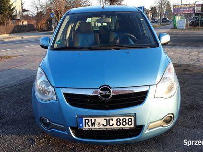 używany Opel Agila 1.2 Benzyna / 2010 r. / Oryginał przebieg 177 tys