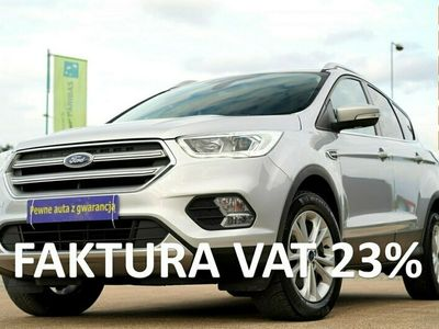 używany Ford Kuga TITANIUM nawi SKÓRA alusy AUTOMAT parktronik II (2012-)