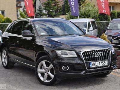 używany Audi Q5 Q5 I (8R)S-LINE 3.0 TDI Navi_Bezwypadkowy 100 %_Serwis ASO