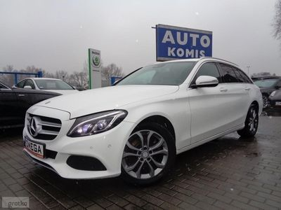 brugt Mercedes 220 Klasa C W205Navi Parktronic Full LED Climatronic VAT 23%