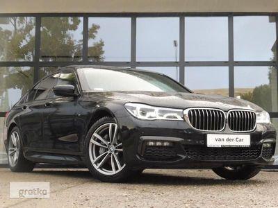 używany BMW 730 SERIA 73.0d MPakiet ! X-drive ! Kamera 360 stopni ! Z polskiego salonu