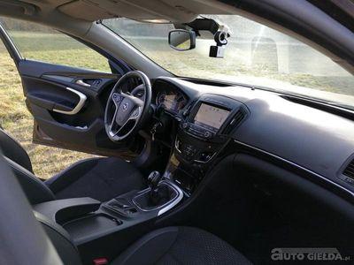 używany Opel Insignia INSIGNIA COSMO, NAVI, BEZWYPADKOWYCOSMO, NAVI, BEZWYPADKOWY