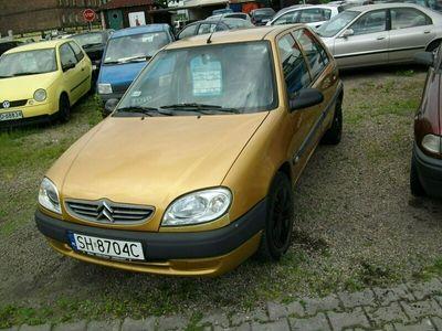 używany Citroën Saxo Saxo