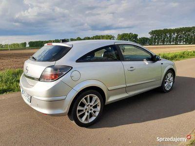 używany Opel Astra GTC 1.6 Benzyna-Gaz