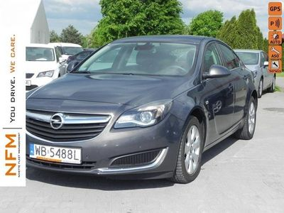 używany Opel Insignia 1.6dm 136KM 2015r. 196 890km