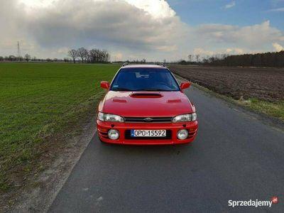 używany Subaru Impreza 2,0 GT 1996 LPG przedlift