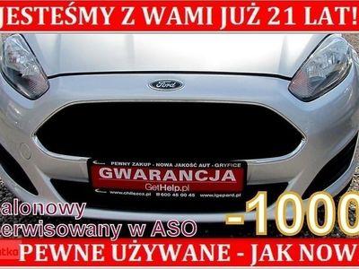 used Ford Fiesta VI Salon Polska Serwisowany w ASO Bezwypadkowy