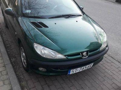 używany Peugeot 206 SW