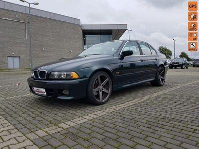 używany BMW 525 2.5 TD 163KM,lift,xenon,navi,skóry,szyber dach,alu 19,gwarancja 1 rok E39 (1996-2003)