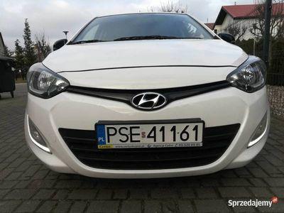 używany Hyundai i20 1.2 BENZYNA 36000 km