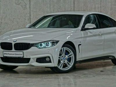 używany BMW 420 2dm 190KM 2017r. 68 180km