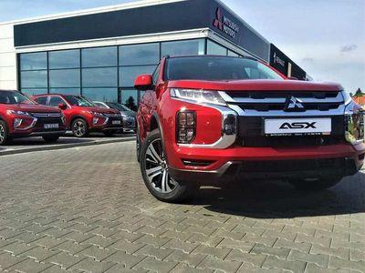 używany Mitsubishi ASX Instyle 4WD, CVT, Produkcja 2020
