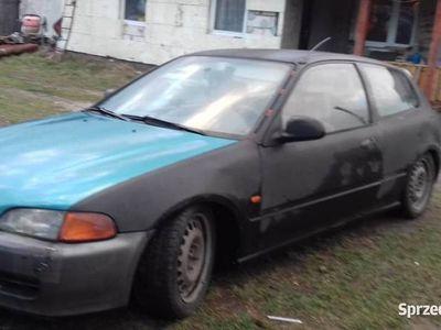 używany Honda Civic 1.3 lpg