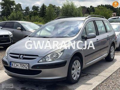 używany Peugeot 307 I 2.0 136KM*Zarejestrowany *Ubezpieczony *Klimatronic*
