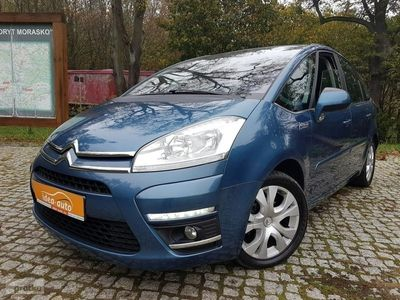 używany Citroën C4 Picasso 1.6dm 115KM 2012r. 207 000km