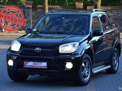 używany Toyota RAV4 2.0VVT-i 150KM 2001r. 5d ALU Hak Skóra II (2000-2005)