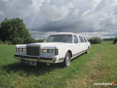 używany Lincoln Town Car 1988 cały lub części