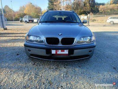 używany BMW 320 i 2004r 143km. Sprowadzony.