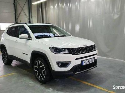 używany Jeep Compass 1.4dm 170KM 2018r. 37 826km