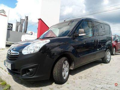 używany Opel Combo Osobowy F. VAT23% Salon PL homologacja ciężarowa