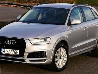 używany Audi Q3 I (8U) 2,0 TFSi Quattro S-Tr. S-Line Salon PL Gwar. 2022'