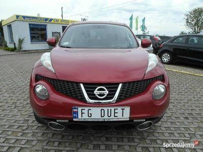 używany Nissan Juke 1,5 diesel 110KM zarejestrowany