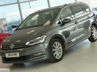 używany VW Touran III 1.4 TSI 150 KM Highline Salon PL Serwis ASO Gwarancja 12-miesięcy