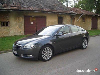 używany Opel Insignia 2.0 CDTI 160KM INDIVIDUAL Skóra OPC Xenon Navi