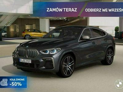 używany BMW X6 M 4.4dm 530KM 2021r. 5km