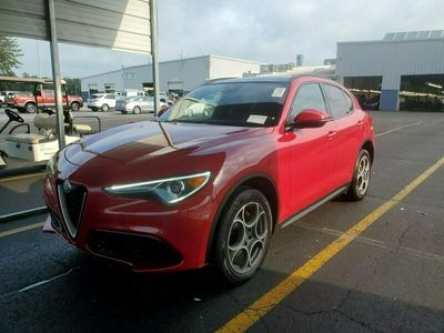 używany Alfa Romeo Stelvio Stelvio 2018Ti Sport 2.0 benz. 280KM 8-bieg. autom.