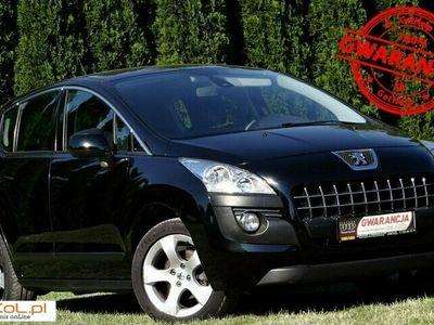 używany Peugeot 3008 1.6dm 115KM 2013r. 148 500km